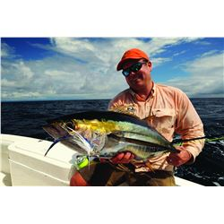 3 day tower boat fishing package for two in Costa Rica (5 total days)