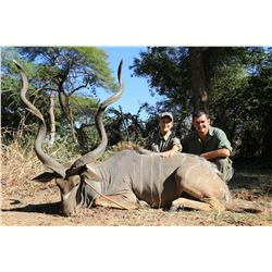 7-day trip for 2 hunters in Alldays, South Africa