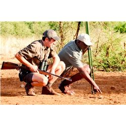 7-day trip for 2 hunters and 2 observers in South Africa