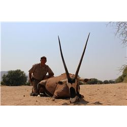7 day/7 night hunt in South Africa or Namibia