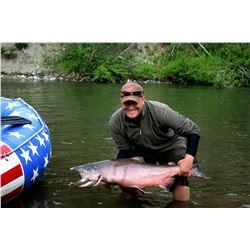 ALASKAN FISHING TRIP FOR 1 ANGLER