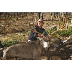2018 Utah Fillmore, Oak Creek LE Landowner Deer Permit