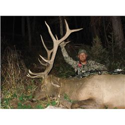 2018 Utah Plateau, Fishlake/Thousand Lakes Multi Season Premium Elk Conservation Permit