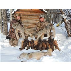 Canada Trapline Adventure offered by Groat Creek Outfitters