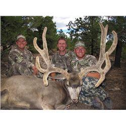 2018 Utah Paunsaugunt Landowner Deer Permit Hunter's Choice