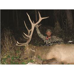 2018 Utah Plateau, Boulder/Kaiparowits Elk Conservation Permit – Any Legal Weapon