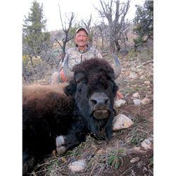 2018 Utah Statewide Bison Conservation Permit