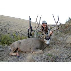 2018 Oregon Statewide Deer Tag