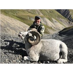10-Day Arctic Red River Outfitters Dall Sheep Hunt for 1 Hunter