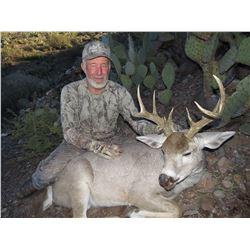 2018 Arizona Coues Deer License