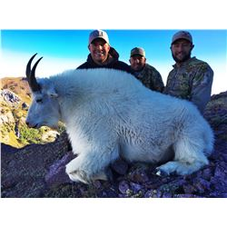 2018 Utah Statewide Mountain Goat Conservation Permit
