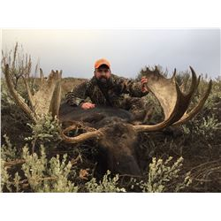 2018 Wyoming Governor's Moose Tag