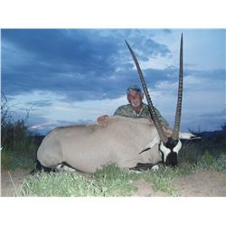 5-Day New Mexico Oryx Hunt for one (1) Hunter and one (1) non-hunter