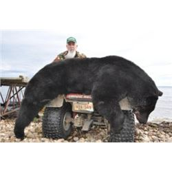 6-Day Alberta Black Bear Hunt with McKinnon & Co.