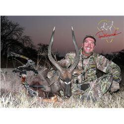 5-Day Nyala hunt with Tom Miranda Hunting Safaris