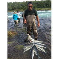 7-Day Alaska Fishing Adventure