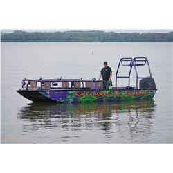River Bowfishing trip for 4