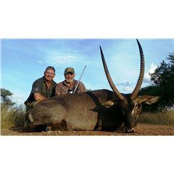 Restless Africa Safaris Seven Day Plains Game Hunt