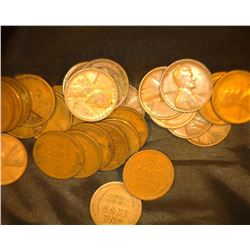 Group of (28) Old Lincoln Cents purported to be 1915 P & D. But, I have not personally checked all d