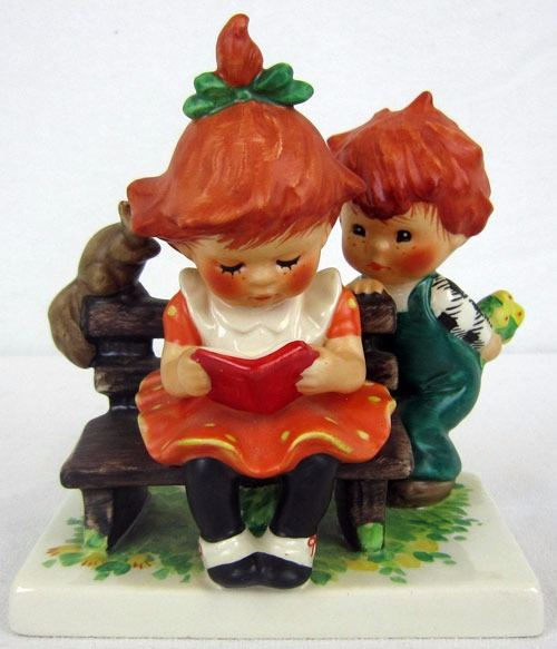 Redhead toy young the