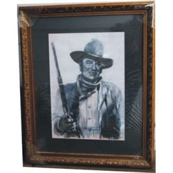 3 John Wayne pieces