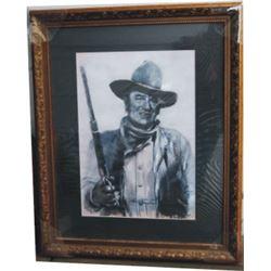 3 John Wayne pieces