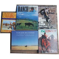 5 coffee table books