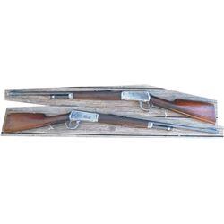 Winchester model 64 30-30, half magazine