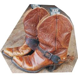 40's Olsen Stelzer boots