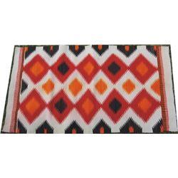 Navajo eye dazzler blanket