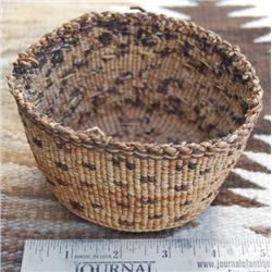 "early Klamath Modoc 5"" basket"
