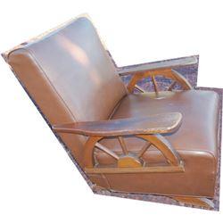 1950's wagon cheel rocker