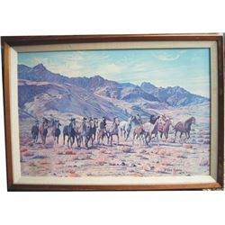 Ray Eyerly framed print