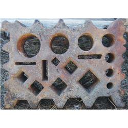 great blacksmith swedge block