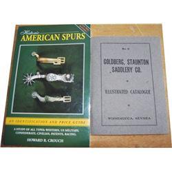 signed copy of Goldberg Staunton catalog reprint