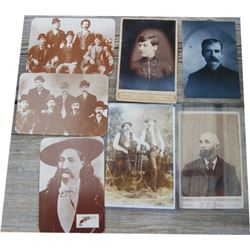 old west binder, contains 40+/- great old images