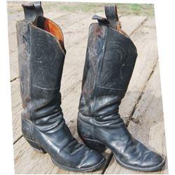 circa 1900 high top boots