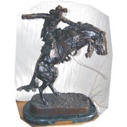 Remington Bronze, Bronco Buster 136/250