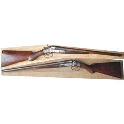 Davis & Co 10 ga prison guard gun