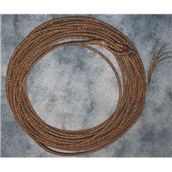 90 foot rawhide reata, great condition