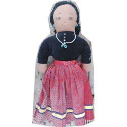Seminole early doll