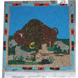 Warm Springs double sided pictorial bag