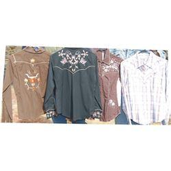vintage fancy western shirts