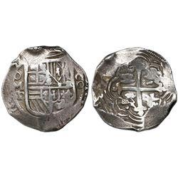Mexico City, Mexico, cob 8 reales, (16)3(4?)P/D(?).
