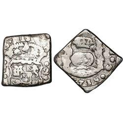 Guatemala, cob 2 reales, 1739J, ex-Richard Stuart.