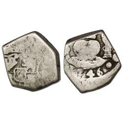 Guatemala, cob 2 reales, 1746(J), very rare, ex-Richard Stuart.