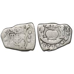 Guatemala, cob 2 reales, 1750J, ex-Richard Stuart.