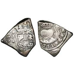 Guatemala, cob 2 reales, 1751J, ex-Richard Stuart.