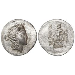 Thrace, Island of Thasos, AR tetradrachm, after ca. 146 BC.