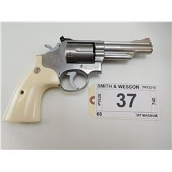 SMITH & WESSON , MODEL: 66 , CALIBER: 357 MAGNUM